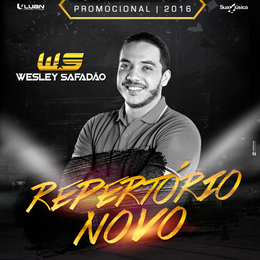 Capa: Wesley Safadão - Promocional 2016