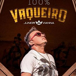 Capa: Junior Vianna - 100% Vaqueiro